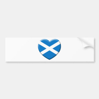 I like Scotland Bumper Sticker