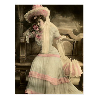 I Like The Pink Postcard
