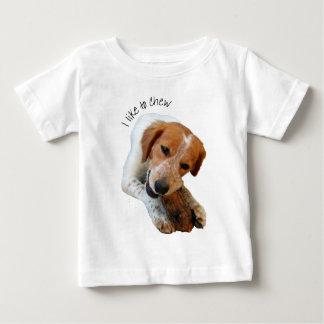 i like to chew baby T-Shirt
