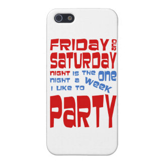 I Like To Party Cover For iPhone 5