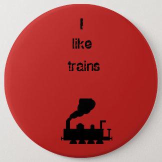 I like trains button