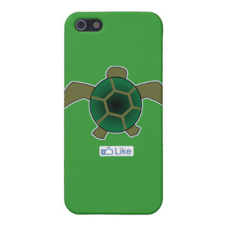 I Like Turtles iPhone 5/5S Cover