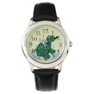 i Like Turtles Watch