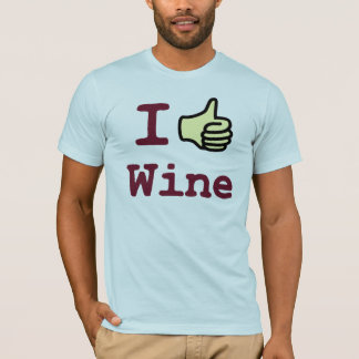 I Like Wine T-Shirt