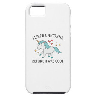 I Liked Unicorns iPhone 5 Cover