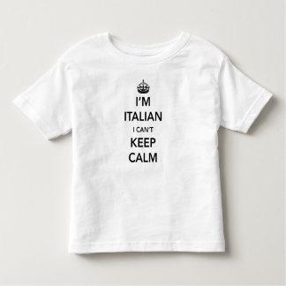 I l'Italien du ` m et moi ne peut pas garder le T-shirt Pour Les Tous Petits