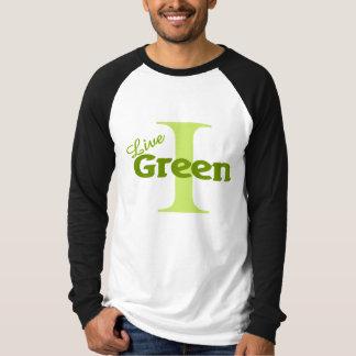 i live green t shirts