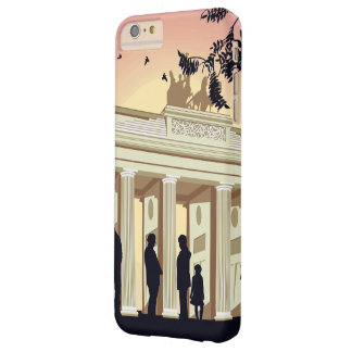 I Live In Berlin Barely There iPhone 6 Plus Case