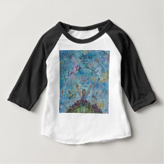 I live life beautiful baby T-Shirt