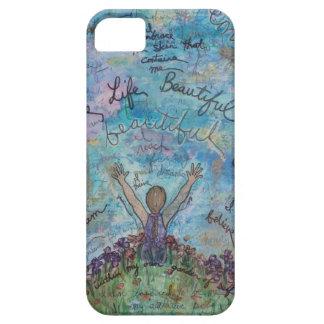 I live life beautiful iPhone 5 case