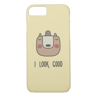 I Look Good iPhone 7 Case