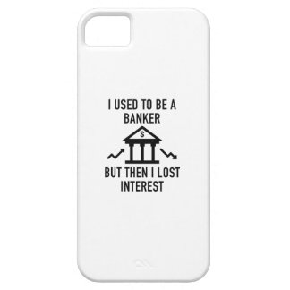 I Lost Interest Case For The iPhone 5