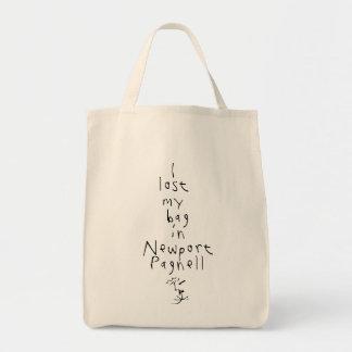 I lost my bag...
