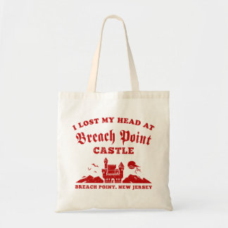 I Lost My Head at Breach Point Castle Budget Tote Bag