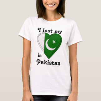 I lost my heart in Pakistan T-Shirt