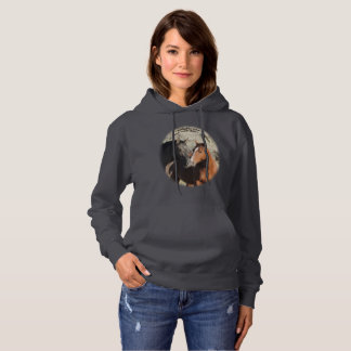 I Lost my Heart In Sand Wash Basin, Colorado Hoodie