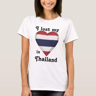 I lost my heart in Thailand T-Shirt