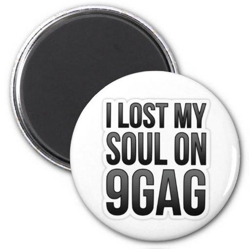 I Lost My Soul on 9GAG - Magnet