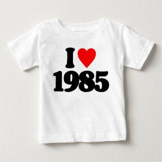 I LOVE 1985 T SHIRTS
