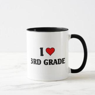 I love 3rd grade mug