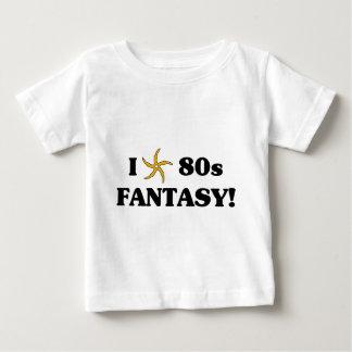 I Love 80s Fantasy Baby T-Shirt