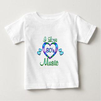 I Love 80s Music T-shirt
