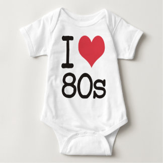 I Love 80s Products & Designs! T-shirt