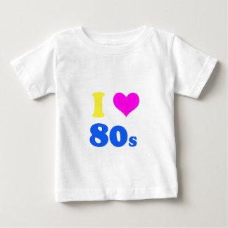 i love 80's t-shirt