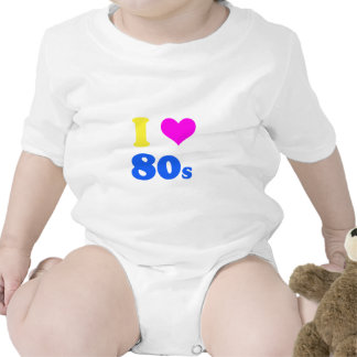 i love 80's rompers