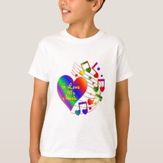 I Love 90s Music T-Shirt