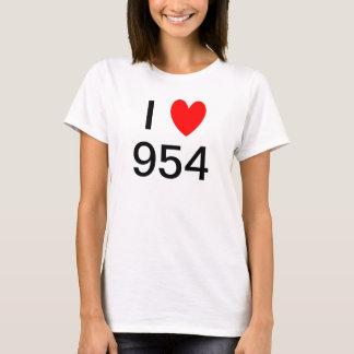I LOVE 954 T-Shirt