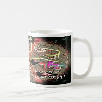 I Love a Mystery Coffee Mug
