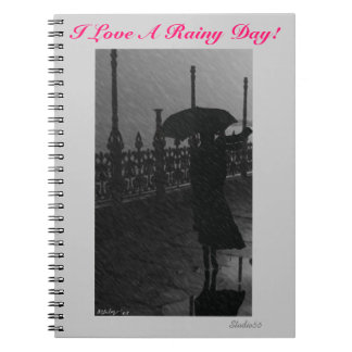 I Love A Rainy Day, Journal