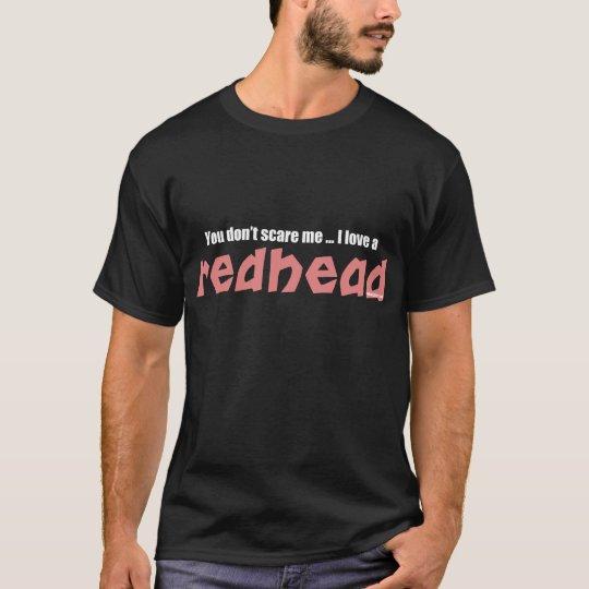 I Love a Redhead T-Shirt