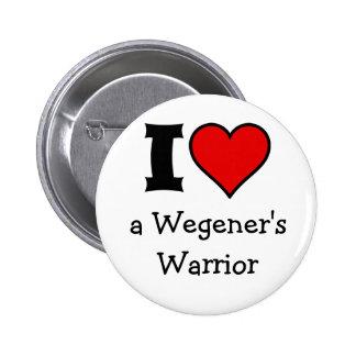 I love a Wegener Button