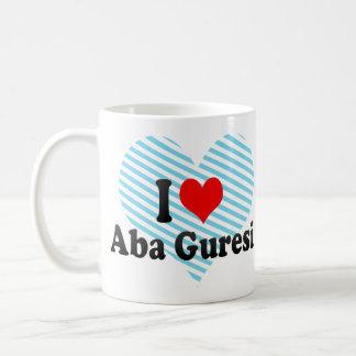 I love Aba Guresi Coffee Mug
