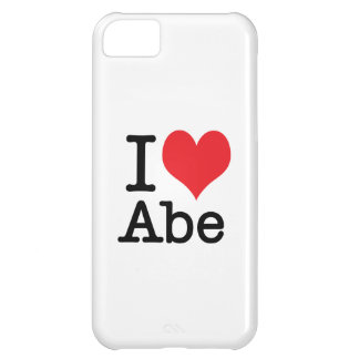 I love Abe - phone cover
