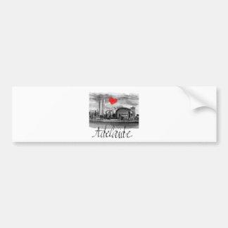 I love Adelaide Bumper Sticker