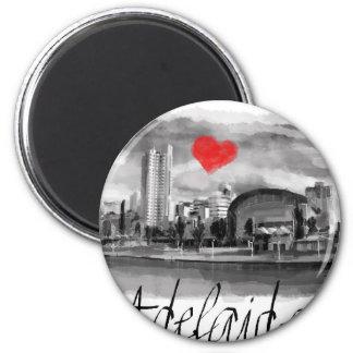 I love Adelaide Magnet