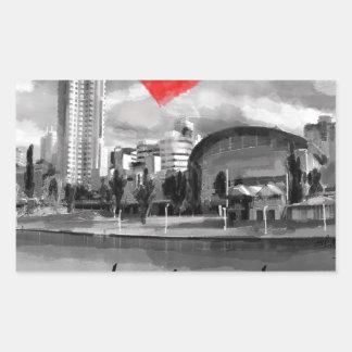 I love Adelaide Sticker