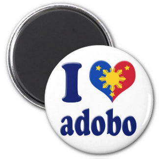 I Love Adobong Pinoy Magnet