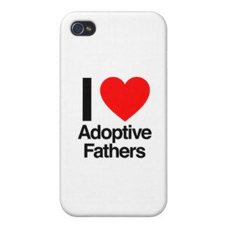 i love adoptive fathers iPhone 4/4S cover