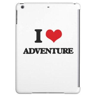 I Love Adventure iPad Air Cover