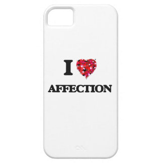 I Love Affection Case For The iPhone 5