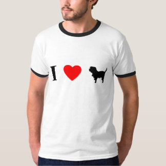 I Love Affenpinschers T-Shirt