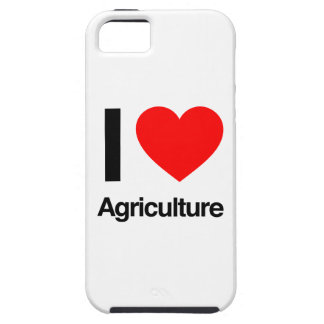 i love agriculture iPhone 5 covers