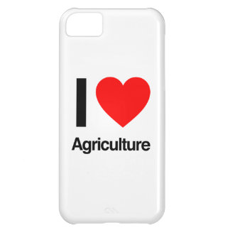 i love agriculture case for iPhone 5C