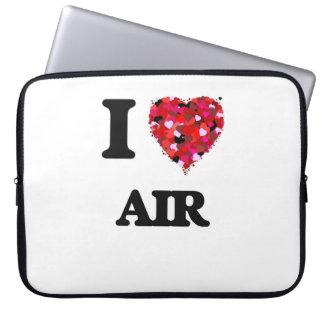 I Love Air Laptop Sleeves