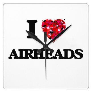 I love Airheads Clock