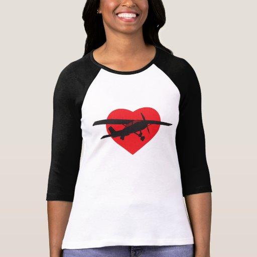 I Love Airplanes Shirt